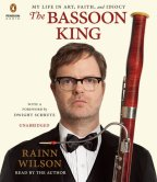 Book Review of The Bassoon King by Rainn Wilson